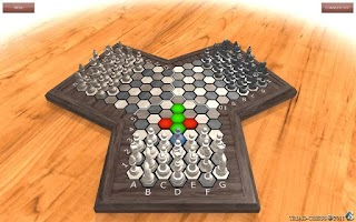 Screenshot of TRIAD-CHESS