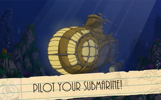 Echoes: Deep-sea Exploration - screenshot