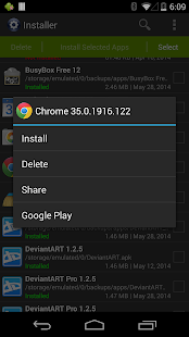 Installer Pro - Install APK - screenshot