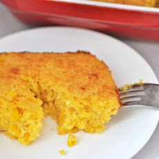 Pan de Elote (Mexican corn bread)