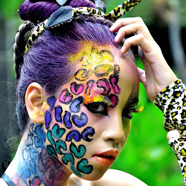 by Yunus Lee - People Body Art/Tattoos