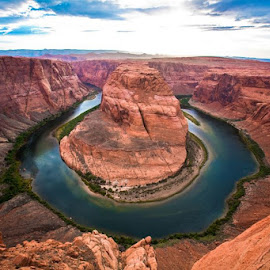 Horseshoe Canyon by Kirk Fuson - Landscapes Travel