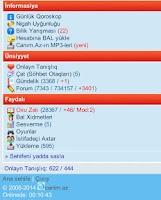 Screenshot of canim.az