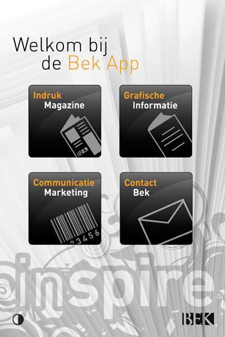 Bek Magazine
