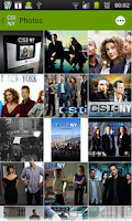 Screenshot of CSI NY Fan