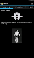 Screenshot of Taekwon-Do ITF Theory