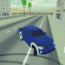 3D Pickup Driving Game