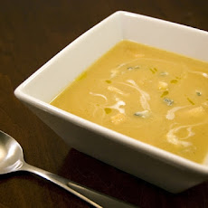 Puree of Butternut Squash Soup