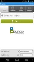 Screenshot of pfingo Bounce