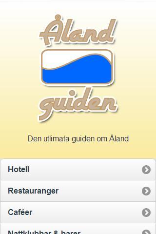 Åland guiden