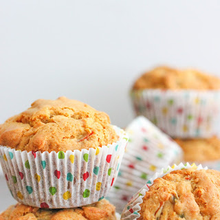 Carrot Peanut Butter Muffins Recipes