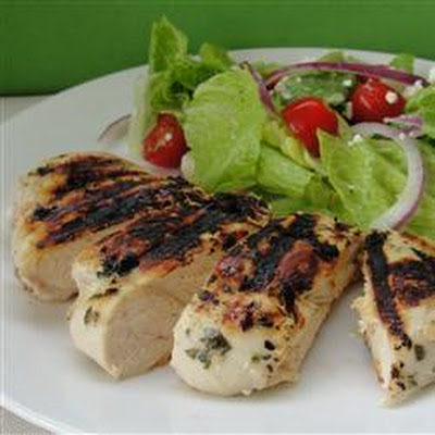 Spicy Grilled Chicken