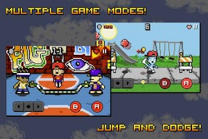 Screenshot of Recess Riot