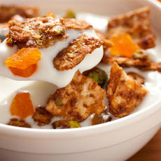Matzo Granola with Apricots and Pistachios Recipe