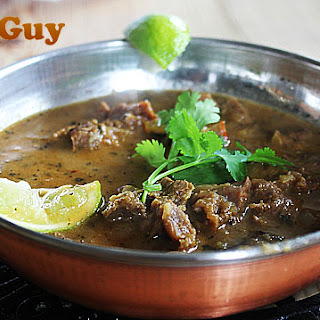 Sweet, Sour And Ever So Slightly Spicy Rajasthani Goat Curry