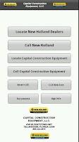 Screenshot of CCE Dealer Locator