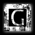 Dark Grunge LauncherPro Pack icon