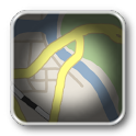 GPS Map Explorer icon