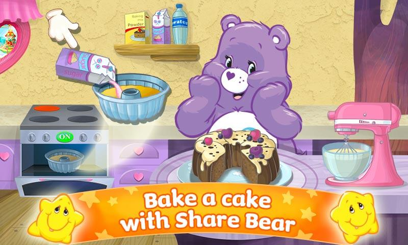 Care Bears Rainbow Playtime Screenshot 3
