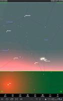 Screenshot of SkySafari
