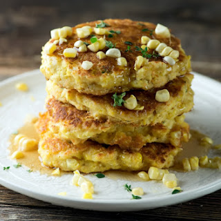 Fresh Corn Johnnycakes