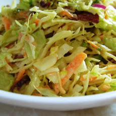 Spring Vegetable Coleslaw