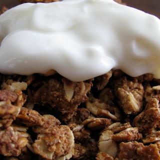 Healthy Peanut Butter Granola Recipes
