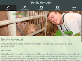 Screenshot of Havredal