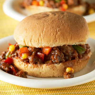 Beef and Vegetable Sandwiches