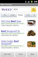 Screenshot of Cooking Life Free/Refrigerator