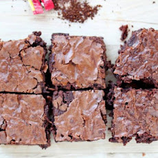 One-Bowl Mocha Brownies Recipe