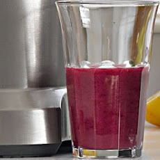 Blueberry, Blackberry and Pomegranate Juice