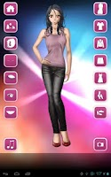 Screenshot of Style Dress Up: Girls