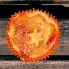 Peach Pie with Brie – Cupcake Style