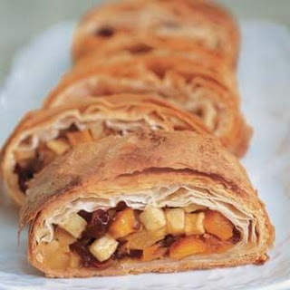 Mixed Fruit Strudel Recipes