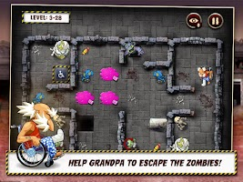 Screenshot of Grandpa and the Zombies