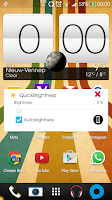 Screenshot of QuickBrightness