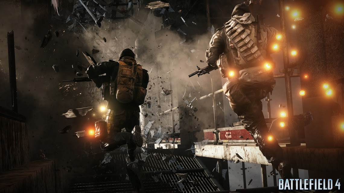 DICE perfectly happy with Battlefield 4's contemporary setting