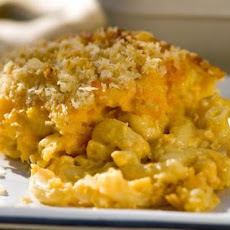 Southern Living Baked Macaroni and Cheese