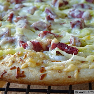 Corned Beef Pizza Recipes