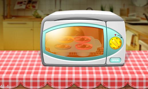 Free Download Wedding Cupcake - Bakery Salon APK for Samsung