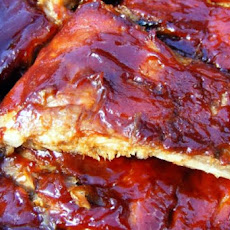Fall-Off-The-Bone Baby Back Ribs
