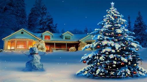 【免費娛樂App】Christmas Tree And Snowman-APP點子