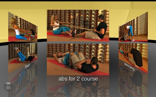 Abs for two - screenshot