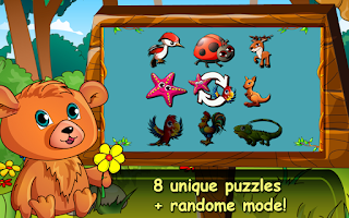 Screenshot of The Smartest Kid: Animals