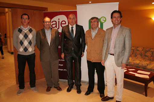 60 COMPANIES MEET IN REPOSITORY IN BUSINESS MEETING IN Antequera