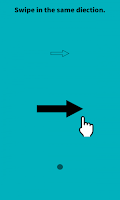 Screenshot of Gestures Game