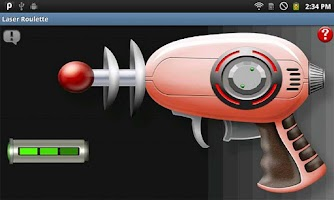 Screenshot of Laser Roulette