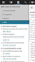 Screenshot of NWT Bible - Pro