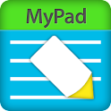 MyPad Notes icon